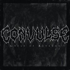 CONVULSE - Cycle Of Revenge CD NEU