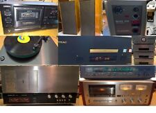 Service, Refurbishment, and Repair to Classic HiFi Equipment