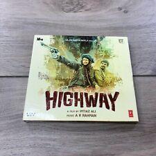 Highway Bollywood Original Soundtrack Hindi CD Music by A R Rahman