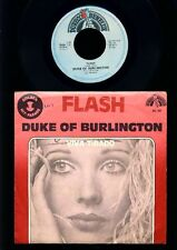 Duke of Burlington-Flash-Viva Tirado - 7 Inch Vinyl Single-Holland