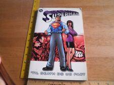 Superman Til Death do us part TPB V3 1st print