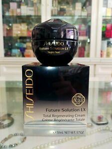 SHISEIDO FUTURE SOLUTION LX TOTAL REGENERING CREAM NOTTE