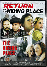 The Hiding Place & Return To The Hiding Place NEW 2 Disc Box SET Corrie Ten Boom