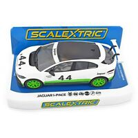 SCALEXTRIC® JAGUAR I-PACE GROUP 44 HERITAGE LIVERY E-TROPHY SLOT CAR C4064
