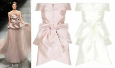 Satin Evening, Occasion Solid Clothing for Women