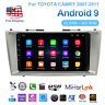 9 in Android 9.1 2GB + 32GB Car Stereo Radio GPS WIFI For 2007-2011 TOYOTA CAMRY
