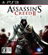 (Used) PS3 Assassin's Creed II  [Import Japan]((Free Shipping))、