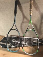 Dunlop Biomimetic & Aerogel Blitz Racquets Lot Bundle