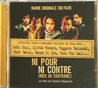 BO FILM - NI POUR NI CONTRE (BIEN AU CONTRAIRE) - DURY / HOWARD - [ CD ALBUM ]