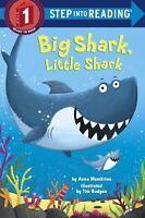 Big Shark, Little Shark (Paperback or Softback)