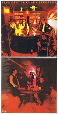 """Blue Öyster Cult """"Spectres"""" 5. Studio-Werk! Von 1977! Mit 4 Bonustracks! Neue CD"""