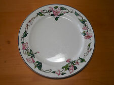 "Villeroy & Boch Luxembourg PALERMO Set of 5 Dinner Plates 10 1/2"" Pink"