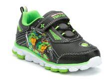 Nickelodeon Teenage Mutant Ninja Turtle Light up Shoes Sz 11 M