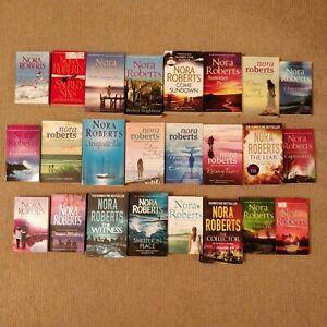 Nora Roberts bundle - 24 Books - Good Condition.