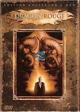 DVD DRAGON ROUGE édition collector 2dvd anthony hopkins edward norton