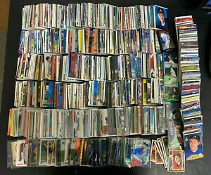 Huge 1,700ct Greg Maddux 1700 Card Career Lot! Foils, die cuts, Finest And More!