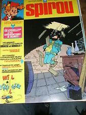 Spirou N° 1995 1976 Godasse et Godaille Dodier Epervier bleu Tif et Tondu Sam