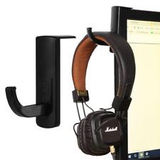 Earphone Headphone Headset Hanger Holder Hook Tape Sticker Desktop LCD Monitor