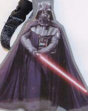 Star Wars Darth Vader w Lightsaber LARG ID Tag Backpack Luggage NEW DISNEY PARKS