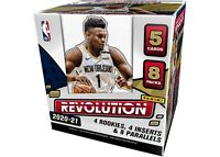 2020-21 Panini Revolution Basketball Hobby Box Random Team Break #1 Lamelo?