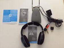 Sennheiser RS 120 Headband Wireless Headphones - Black