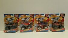 Hot Wheels Monster Jam Grave Digger 30th Anniversary Lot Topps card Batman New
