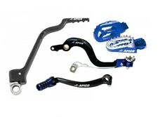 RFX Flexi Pivot Brake /& Clutch Levers Yamaha YZ 125 250 15-20 Cold Forged Blue