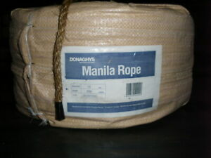 Ø 8mm Manila Rope