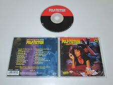 PULP FICTION/SOUNDTRACK/VARIOUS(MCA MCD 11103) CD ALBUM