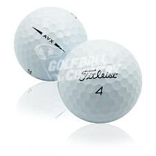 24 Titleist AVX White AAAAA (5A) Used Golf Balls