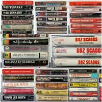 Cassette Tapes Lots - Updated Prices