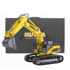 HUINA SFMHN1580 1:14 2.4G 23CH FULL ALLOY RC Excavator