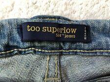 Levis too superlow 524 jeans Size 3M