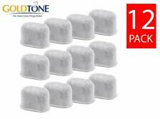 (12) Charcoal Water Filters for ALL Breville Coffee Makers, BWF100 Replacement