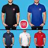 Uomo FIAT Maglietta Polo COTONE RICAMATO Auto Logo Camicia T Shirt Tee Regalo