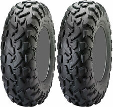 Pair 2 ITP BajaCross 26x11-12 ATV Tire Set 26x11x12 Baja Cross 26-11-12