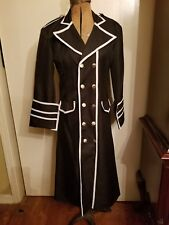 Vintage - BLACK & WHITE TRENCH COAT