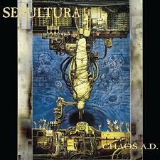 Sepultura - Chaos A.D. (Expanded Edition) (NEW 2 x CD)