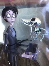 McFarlane Toys Tim Burton's The CORPSE BRIDE - VICTOR & SCRAPS  Series 2 FIGURE