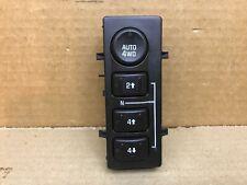 2003-2006 Chevy Silverado Suburban Sierra Transfer Case 4x4 Switch OEM 15164520
