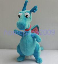 "Disney Doc McStuffins friend Blue Dragon Stuffy 7""  Stuffed Doll Plush"