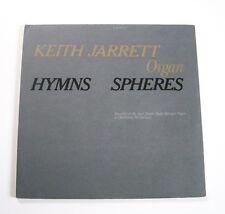 """Keith JARRETT """"Hymns spheres"""" (2 Vinyles 33t / 2 LP) 1976"""