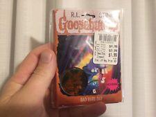 GOOSEBUMPS R.L. Stine Hologram Key Chain-BAD HARE DAY-SEALED