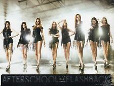 After School - Flashback 5th Maxi single*SEALED* ,Free Ship With Tracking number
