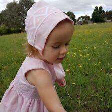 Linen Summer Party Baby Girls' Dresses