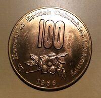 Canada BC Centenary of Canadian Confederation 1966 - 1967 Medal