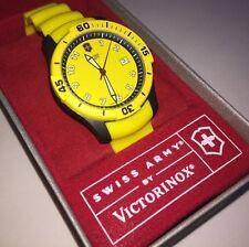 Victorinox Swiss Army Watch Odyssey Extreme Yellow 24353 Switzerland - Brand New