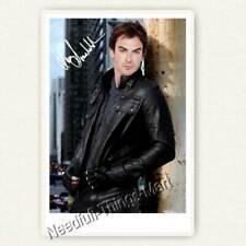 Ian Somerhalder als Damon Salvatore aus Vampire Diaries - Autogrammfoto [AK22]