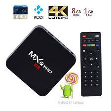 TV BOX MXQ PRO Smart Android 5.1 Quad Core 4K 1080P WIFI KODI Mini PC 1GB/8GB