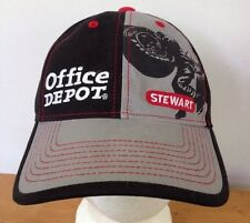 NASCAR Tony Stewart 14 Office Depot Haas Racing Cotton Baseball Hat Adjustable